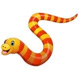Illustration of Sea snake Stock Image