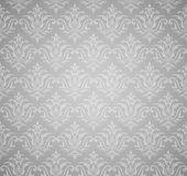 Illustration of seamless floral background Royalty Free Stock Photos
