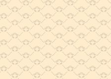 Seamless floral background in vintage style. Illustration of seamless floral background in vintage style vector illustration