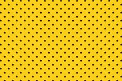 illustration of seamless stars pattern background vector illustration