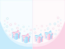 Illustration set of mother day card Stock Photo