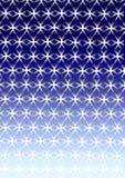 Illustration of shining asterisk star party pattern stock illustration