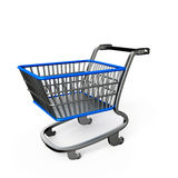 Illustration of Shopping trolley Royalty Free Stock Image