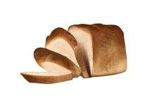 Illustration of sliced bread. This is a digital illustration of a sliced bread with three slices vector illustration