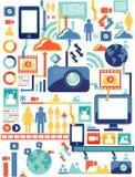 Social media Stock Images