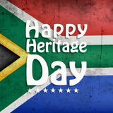 Illustration of South Africa Heritage Day background. Illustration of elements of South Africa Heritage Day background Stock Photo