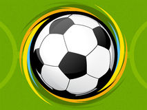 Soccer Icon Stock Photo