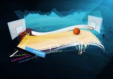 Illustration of the sport Stock Photos