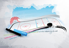 Illustration of the sport Royalty Free Stock Image