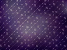 Illustration of stylish abstract background with beads for web d Royalty Free Stock Photo