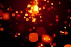 A stylish bokeh lights texture. Illustration of a stylish bokeh lights texture Royalty Free Stock Photography