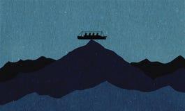 Illustration titanique illustration libre de droits