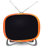 Illustration of TV Stock Photography