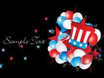 Illustration for us background Royalty Free Stock Photo