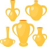 Illustration  Vase Stock Photos