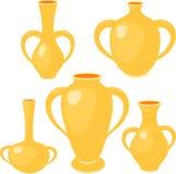 Illustration Vase vector illustration
