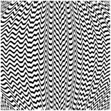 Illustration vector abstract background with black and white wav Stock Image
