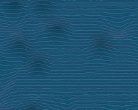Vector Equalizer Frequency Glitch Effect. Illustration of Vector Equalizer Frequency Glitch Effect royalty free illustration