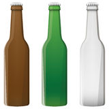 Illustration Vector Graphic Beer Bottle Royalty Free Stock Images