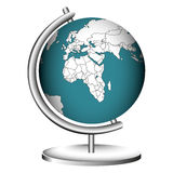 Illustration Vector Graphic Globe Europe Royalty Free Stock Photos