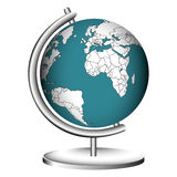 Illustration Vector Graphic Globe Europe Stock Images
