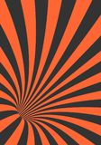 Vector Spiral Tunnel Illusion. Vortex Motion Striped Tunnel Background Stock Photography
