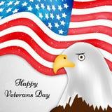 Illustration of Veterans Day Background. Illustration of elements of Veterans Day Background Stock Image