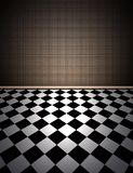 Wall and floor Royalty Free Stock Images