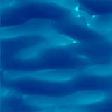 Illustration of water surface with sun reflections colorful image. Ideal swimming pool, sea and ocean texture. Royalty Free Stock Photos