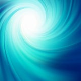 Illustration of water swirling. EPS 8 Royalty Free Stock Images