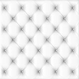 Illustration of white. Leather upholstery Royalty Free Stock Images