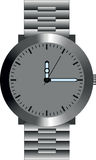 Illustration of a Wrist watch Stock Images