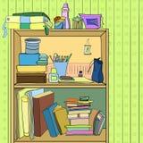 illustrationarkiv Arkivbild