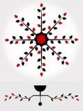 Illustrationljuskrona Royaltyfri Fotografi
