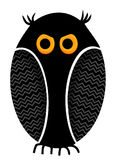 illustrationowl Royaltyfria Foton