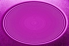 Illustrations of abstract purple with radial waves royalty free stock photos
