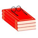 Illustrations-Buch Lizenzfreie Stockfotos