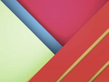 Illustrations geometric design Stock Photos