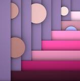 Illustrations geometric design Royalty Free Stock Photo