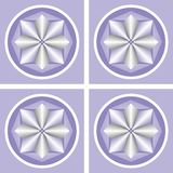 Illustrations Ornament Abstract Geometry Style Stock Photos