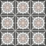 Illustrations Ornament Abstract Geometry Style Royalty Free Stock Photo