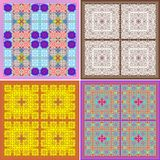 Illustrations Ornament Abstract Geometry Style Stock Photo