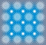 Illustrations Ornamental Star Backgrounds Royalty Free Stock Photography