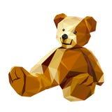 Illustrations-Teddybär Stockfotos