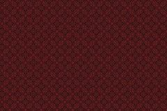 Illustrationsgrafikdesign der roten und schwarzen Quadrate sieht wie Gewebe aus, oder Kleidung kopiert Beschaffenheitstapeten-Hin Stockfoto