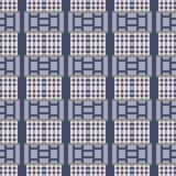 Illustrationsmuster-Hintergrundblau Stockbild