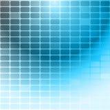 Illustrationswebseiten-Hintergrund QUADRAT Stockbilder