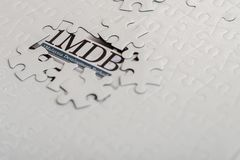 Illustrative editorial of 1MDB scandal concept stock images