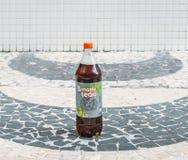 Illustrative editorial of a popular Brazilian drink called matt. Rio de Janeiro, Brazil - January 2nd, 2018: Illustrative editorial of a typical Brazilian Royalty Free Stock Photography