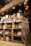 Illustrative Redakcyjny wizerunek Garmażeria sklep w Normandy, Francja Obrazy Stock